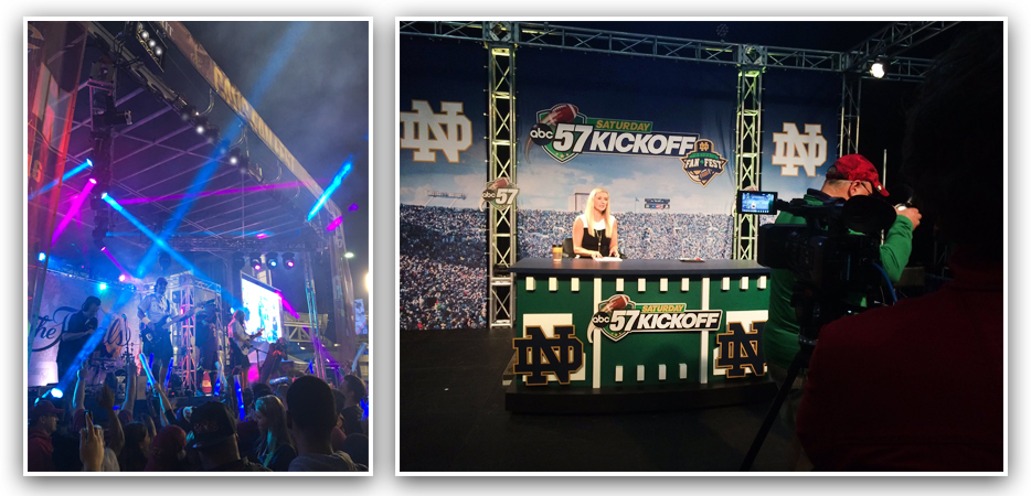 Martin Sports Production -  Event Production Services